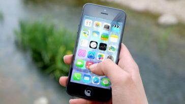 iphone application smartphone