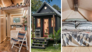 10 tiny houses qui vous donneront envie de tenter l'aventure