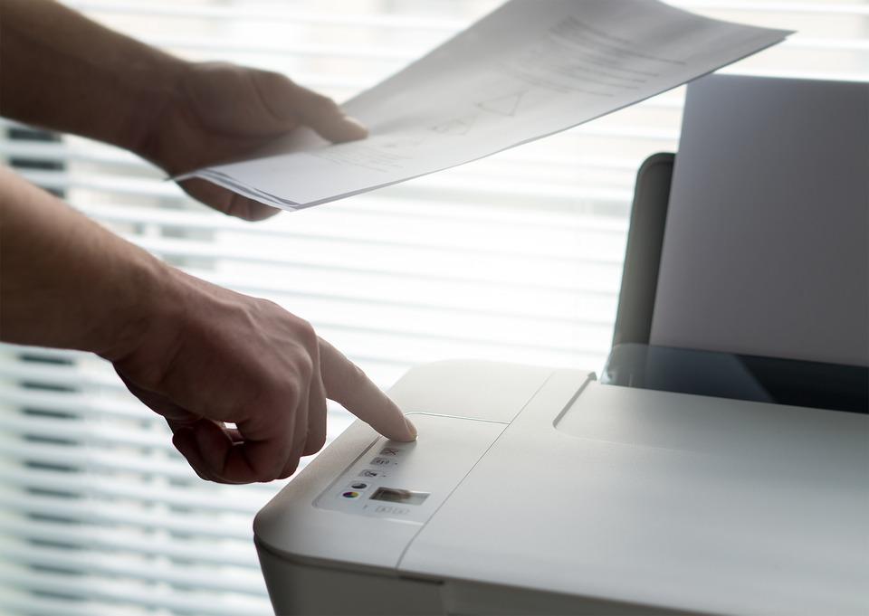 imprimante papier
